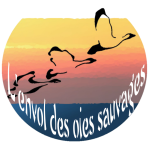 logo de l'envol des oies sauvages