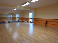 Salle de danse du complexe de Gironis (Toulouse)