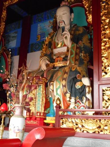 Statue de Lao Tseu