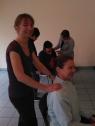 Massage de fin de séance